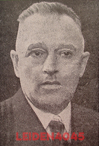 Theo Talboo pasfoto