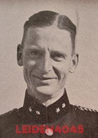 Johannes van Welij pasfoto