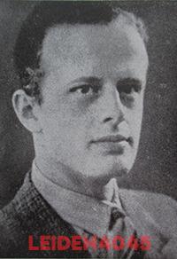 Johannes Mulders pasfoto