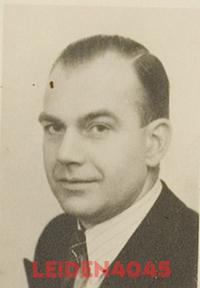 Jan Pennenburg pasfoto