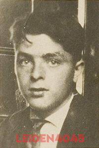 Denijs van Roijen pasfoto
