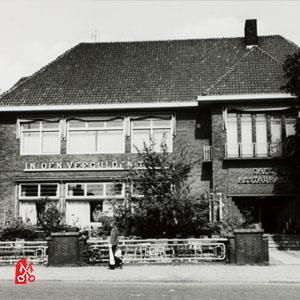 Café-restaurant Schuttershof