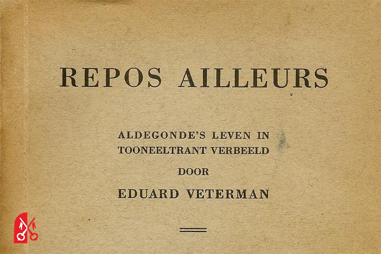 Repos ailleurs van Eduard Veterman
