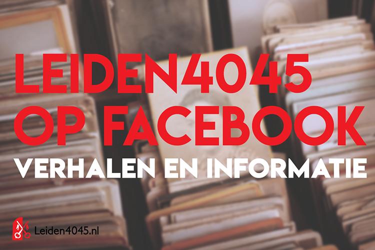 Leiden4045 op facebook