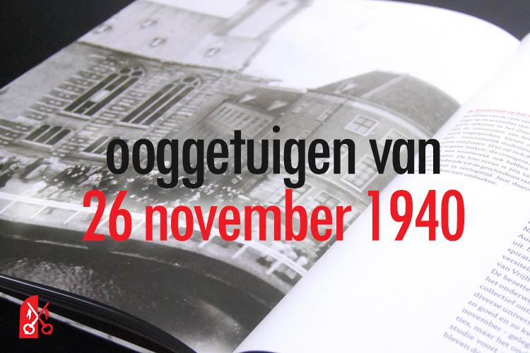 ooggetuigen van 26 november