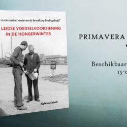 Boek hongerwinter Leiden