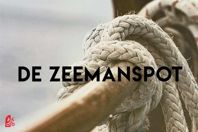 De zeemanspot