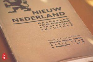 Nieuw Nederland april 1938