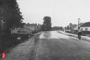 De Haagweg richting Den Haag.