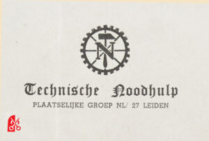 Technische Noodhulp groep 27 Leiden