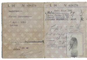 Echt persoonsbewijs