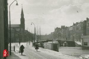 Hervormde Oosterkerk Leiden 1955