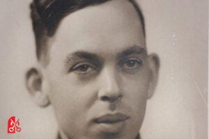 Arie van de Nadort in 1939